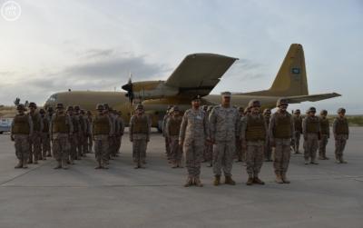 وصول وحدات القوات البحرية1