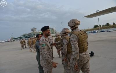 وصول وحدات القوات البحرية3