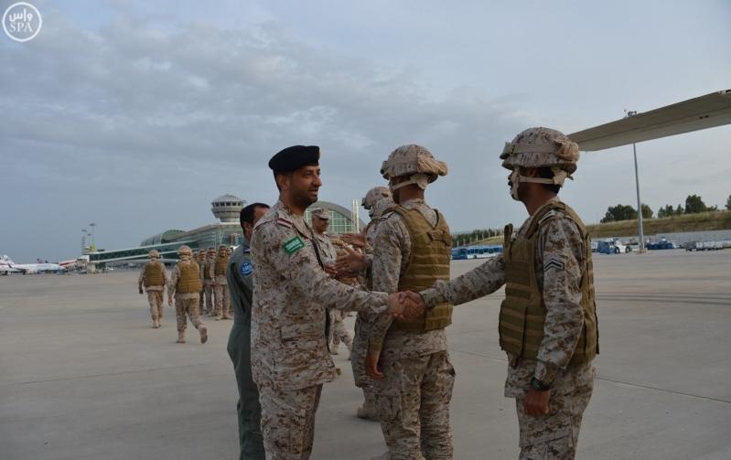 وصول وحدات القوات البحرية4