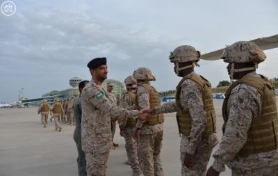 وصول وحدات القوات البحرية5