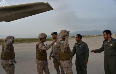 وصول وحدات القوات البحرية6