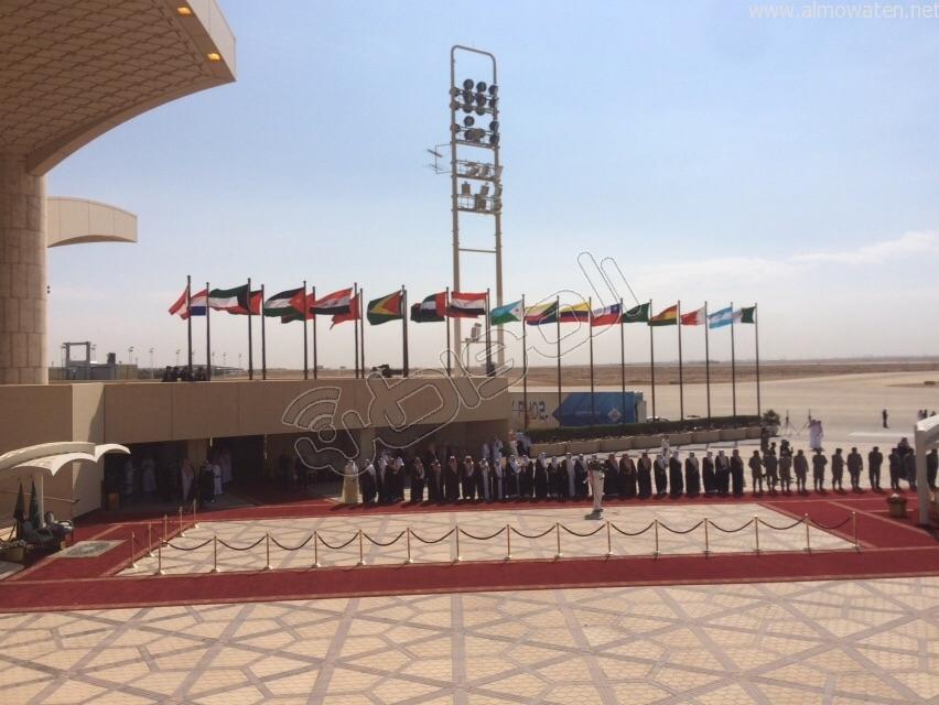 وصول-وفو-القمة-العربية-الاتينينة (3)