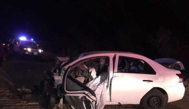وفاة اثنين وإصابة ثالث في حادث ببريدة