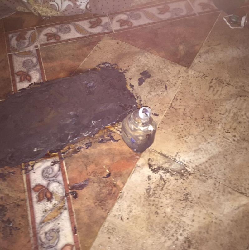 وفاة حريق بيش5