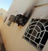وفاة رضيع في احتراق شقة بـ«ميقوع الجوف» (3)