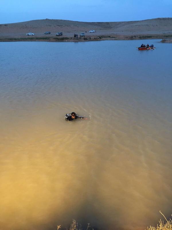 وفاة طفلة - عرعر - غرق 3