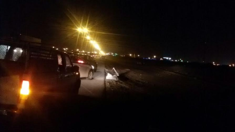 وفاة مقيم وإصابة مواطن بعد تعرضهم للدهس من مركبتين بجازان 4