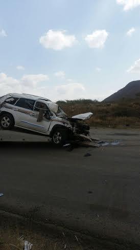وفاة وإصابة حرجة في حادث انقلاب مركبة بجازان