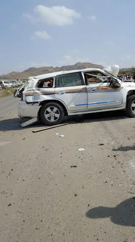 وفاة وإصابة حرجة في حادث انقلاب مركبة بجازان2