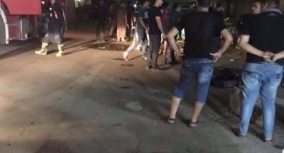 وفاة 11 رضيعاً في حريق بمستشفى اليرموك بغداد (1)