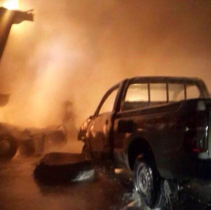 وفاة 5 اشخاص واصابة 3 آخرين  بحادث مروري بمحافظة بيشة (2)