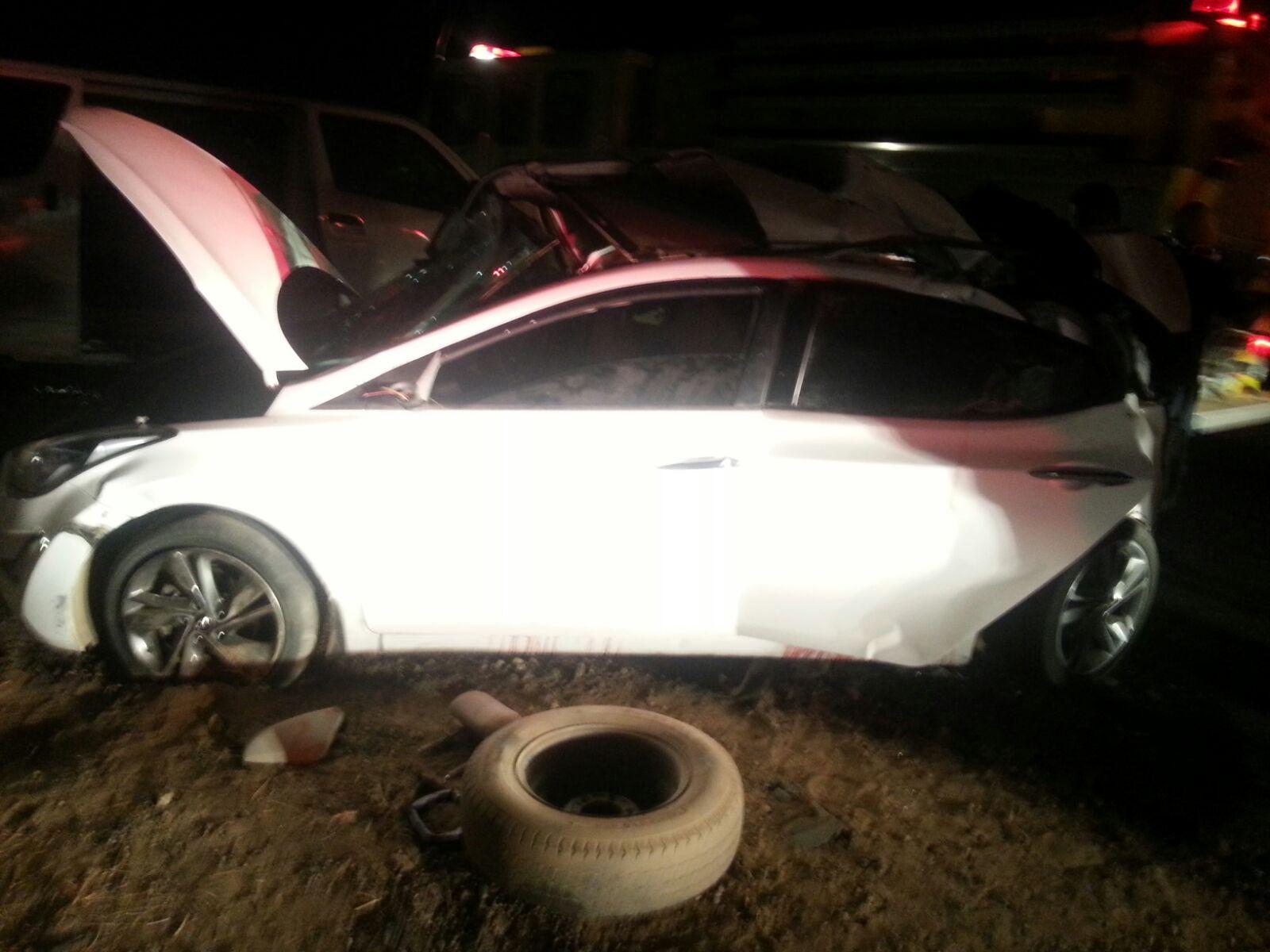 وفاة 5 وإصابة حرجة في حادث تصادم بمسارحة #جازان (2)