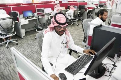 وفد إعلامي في ضيافة الاتصالات السعودية19