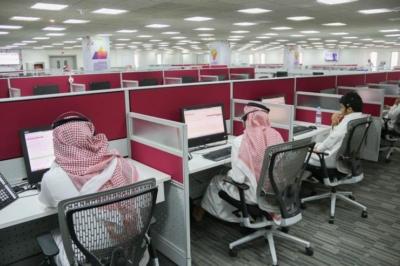 وفد إعلامي في ضيافة الاتصالات السعودية21