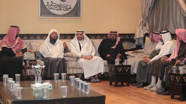 وفد تحفيظ الرياض في ضيافة الدكتور جارالله العضيب4