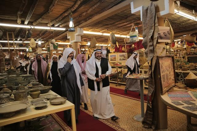 وفد تحفيظ الرياض في ضيافة الدكتور جارالله العضيب8