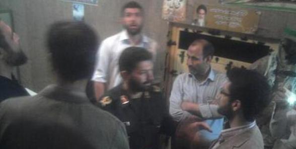 وكالة إيران تكشف المتورطين في اقتحام السفارة السعودية 1