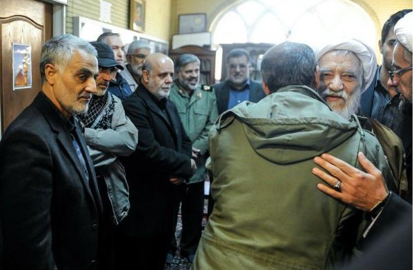 وكالة إيران تكشف المتورطين في اقتحام السفارة السعودية 12