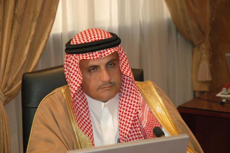 وكيل إمارة منطقة الجوف الأستاذ أحمد بن عبد الله بن محمد آل الشيخ
