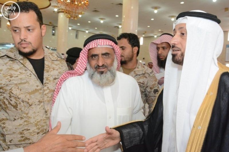 وكيل إمارة منطقة القصيم عبدالعزيز بن عبدالله الحميدان1