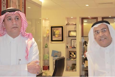 وكيل وزارة التجارة لشئون الأنظمة واللوائح الدكتور فهد أبو حيمد