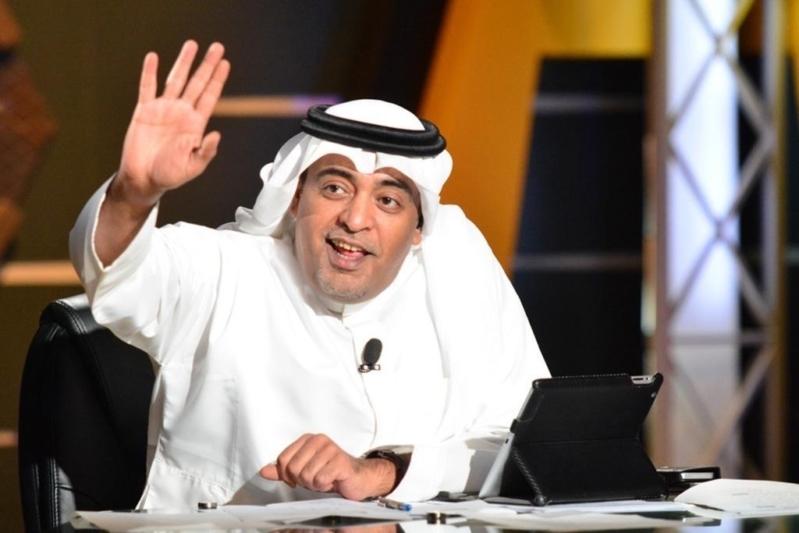وليد الفراج لمشجع نصراوي : حاول تتعايش مع الحياة