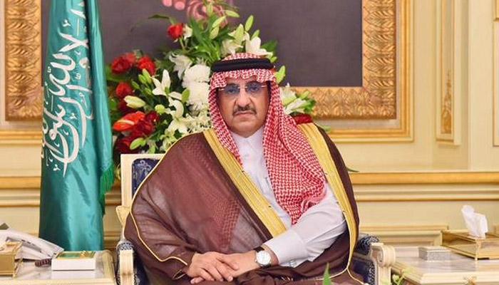 ولي العهد - الامير محمد