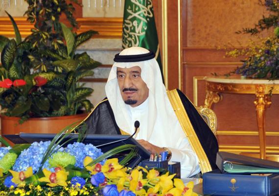 ولي العهد الامير سلمان بن عبدالعزيز يرأس جلسة مجلس الوزراء