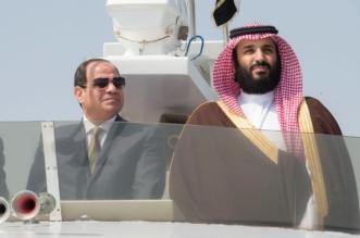 ولي العهد في القاهرة للمرة السادسة .. زخم كبير في العلاقات السعودية المصرية - المواطن