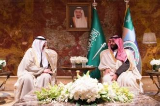 سلسلة لقاءات لولي العهد مع ممثلي دول التحالف الإسلامي لمحاربة الإرهاب - المواطن
