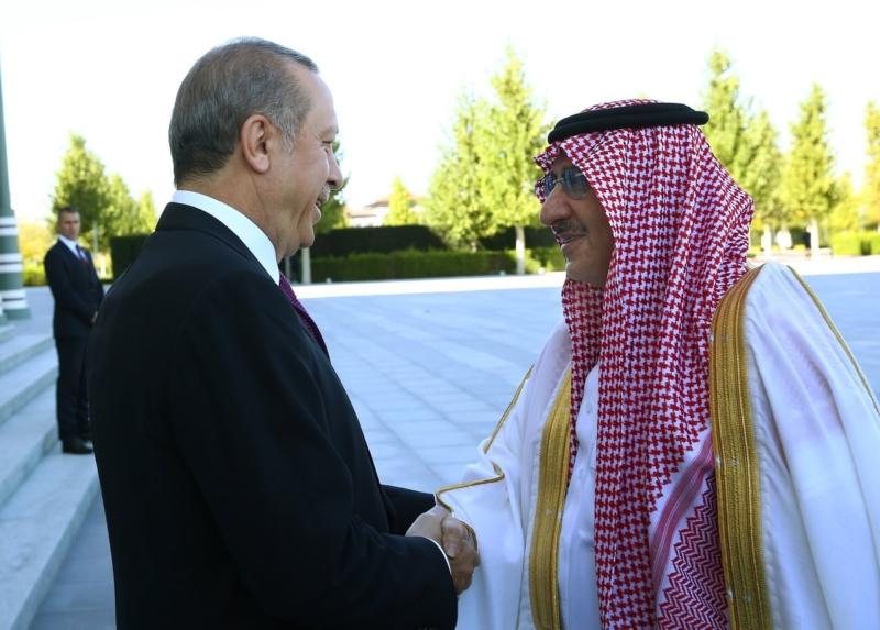 ولي العهد مع اردوغان7