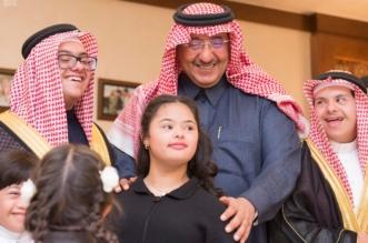 بالفيديو.. ماذا قال #ولي_العهد لأحد أطفال #متلازمة_داون عندما دعا بفوز النصر؟ - المواطن