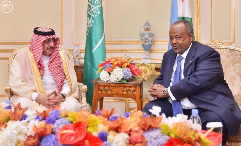 ولي العهد-ورئيس جيبوتي