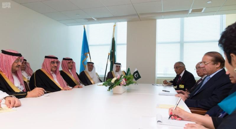 -العهد-ورئيس-وزراء-باكستان