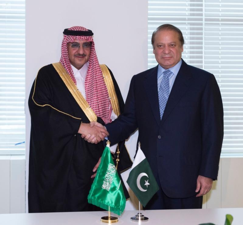 -العهد-ورئيس-وزراء-باكستان1