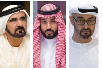 بن زايد وبن سلمان .. جديد محمد بن راشد: اللِّي يصادمهُم بِه تحيط الأهوال - المواطن