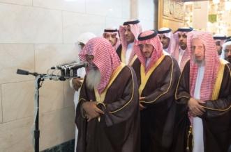 المغامسي: محمد بن نايف يُصلي على الشهداء فلا نامت أعين المتآمرين البغضاء - المواطن