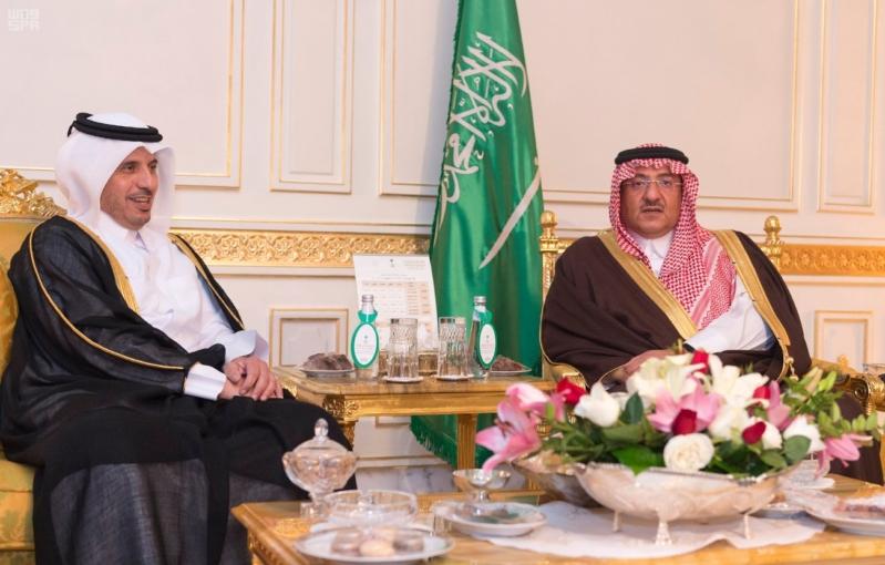 مجلس التنسيق السعودي – القطري: الحكمة العربية مطلوبة لمعالجة الأحداث الداخلية
