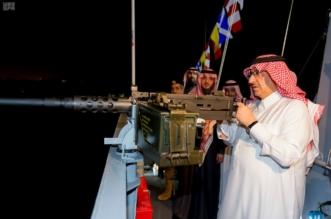#عاجل .. شاهد صور تفقد ولي العهد لسفينة جدة للتدريب - المواطن