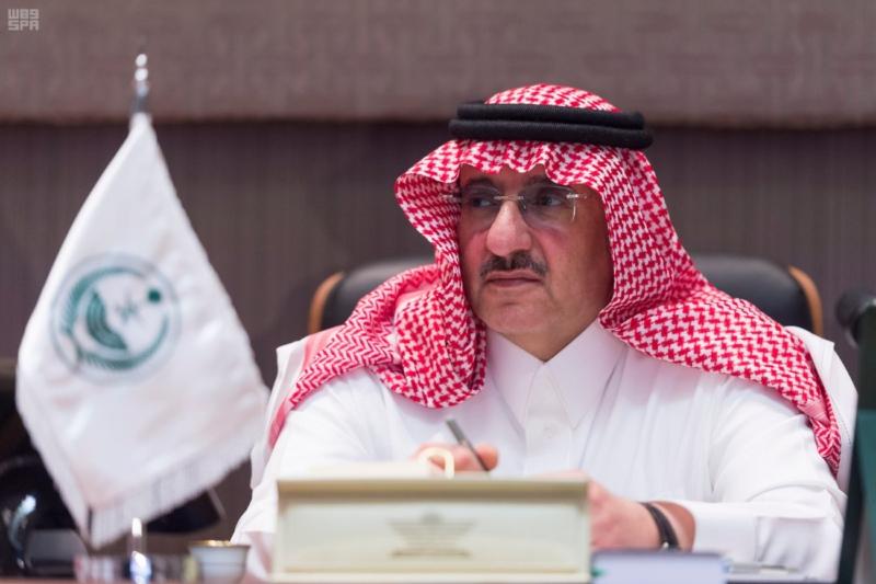 ولي العهد يدشن مشروع شبكة الألياف البصرية لوزارة الداخلية في مدينة الرياض 3