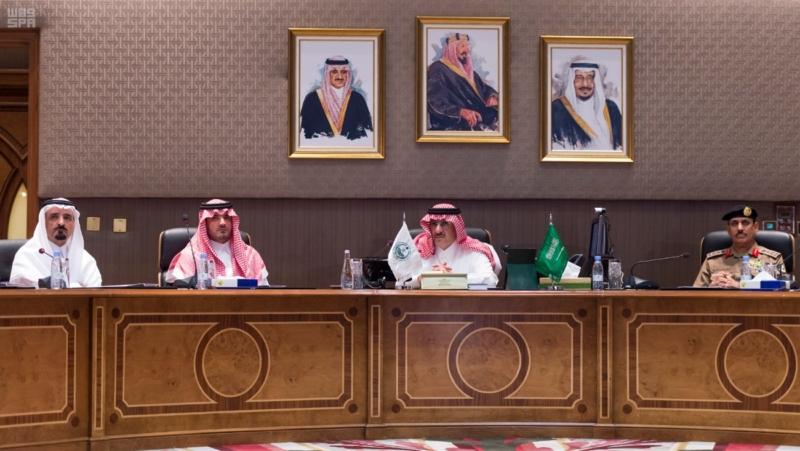 ولي العهد يدشن مشروع شبكة الألياف البصرية لوزارة الداخلية في مدينة الرياض 4