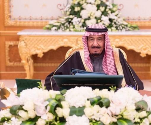 ولي العهد يرأس جلسة مجلس الوزراء (8)