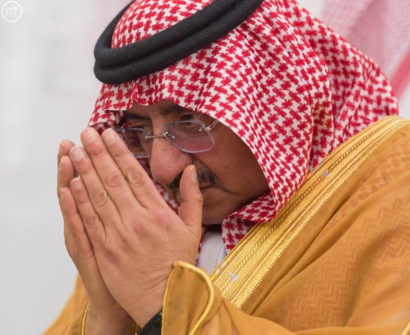 ولي العهد يزور المسجد النبوي  (34669058) 