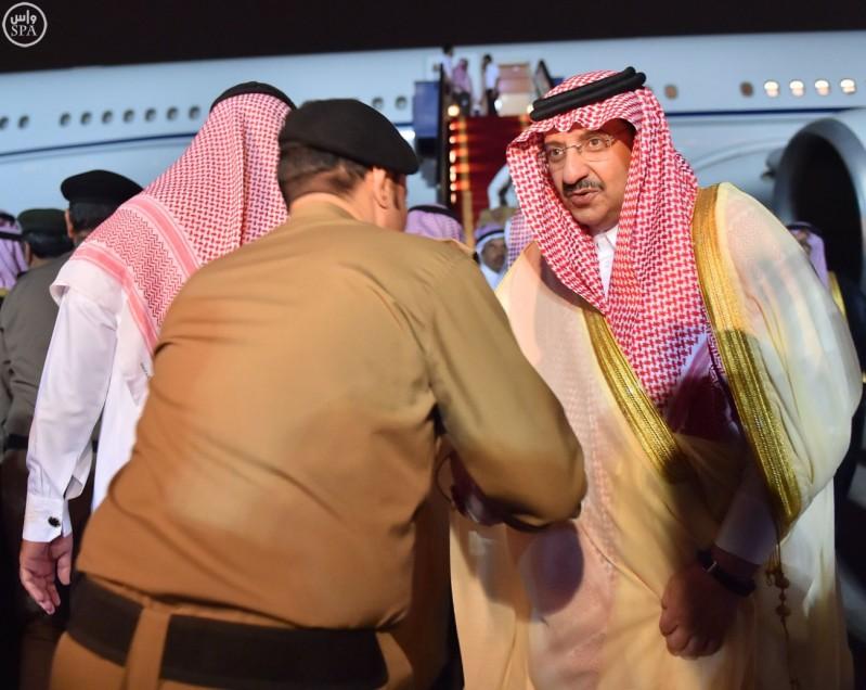 ولي-العهد-يصل-الرياض (2)