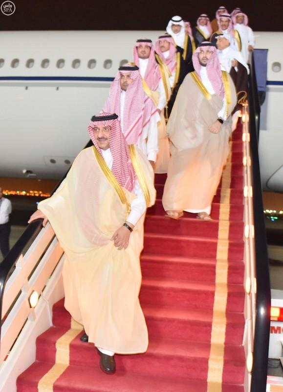 ولي-العهد-يصل-الرياض (5)