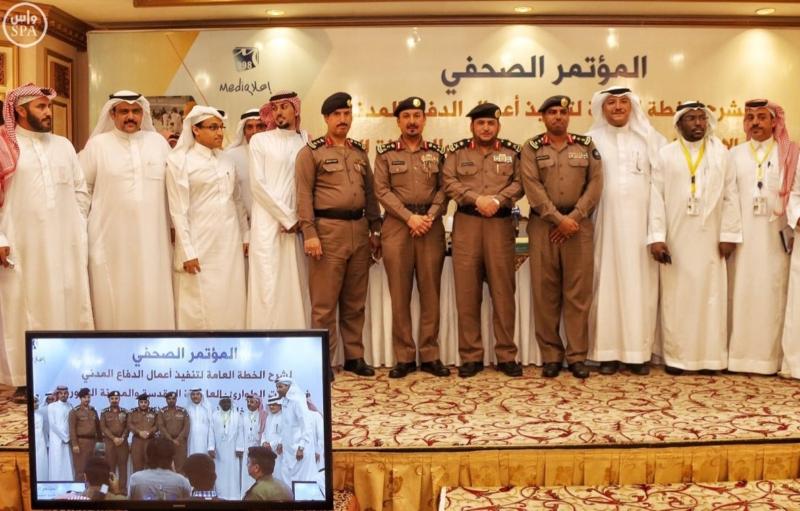 ولي العهد يعتمد خطة الدفاع المدني بمكة والمدينة خلال رمضان2