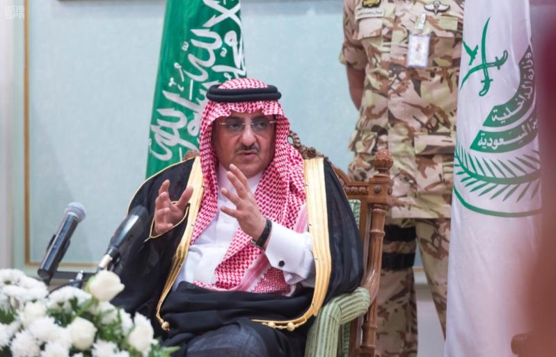 ولي العهد يلتقي قادة القطاعات العسكرية