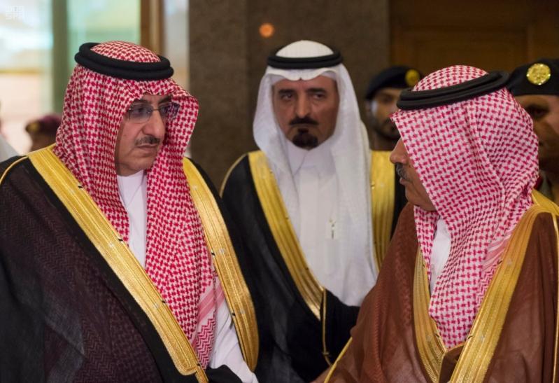 ولي العهد يلتقي قادة القطاعات العسكرية14