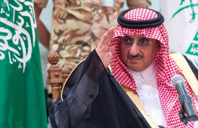 ولي العهد يلتقي قادة القطاعات العسكرية2