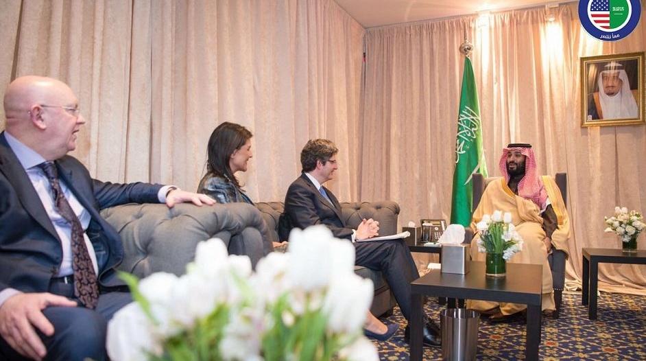 ولي العهد لمندوبي الدول دائمة العضوية: على مجلس الأمن مواجهة انتهاكات الحوثي المتكررة